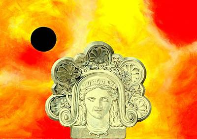 Fall Of Rome II Art Print