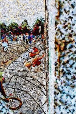 Photograph - Fall Of The Berlin Wall by Dorothy Berry-Lound