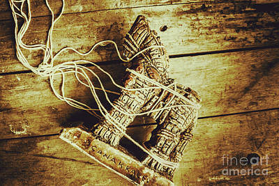 Mini Photograph - Fall Of Troy by Jorgo Photography - Wall Art Gallery