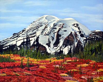 Fall On The Mountain Original