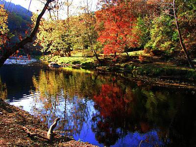 Photograph - Fall On The River by Craig Burgwardt