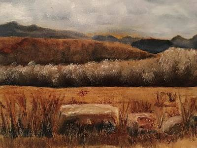 Painting - Fall Plains by Sharon Schultz