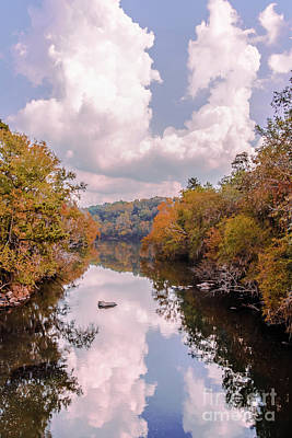 Photograph - Fall Reflection by Andrea Anderegg