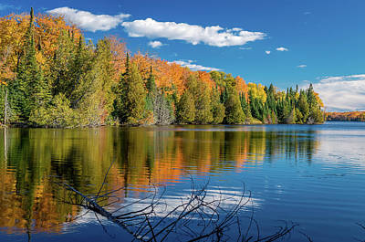 Photograph - Fall Reflections  by Gary McCormick