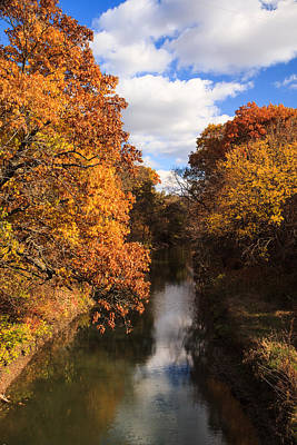 Photograph - Fall River by Joni Eskridge