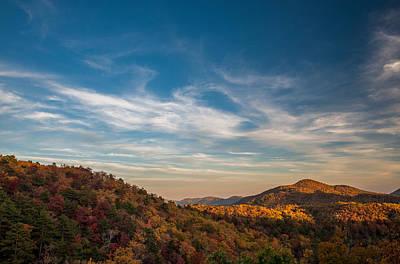 Photograph - Fall Skies by Joye Ardyn Durham