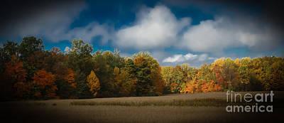 Fall Splendor By Earl's Photography Art Print