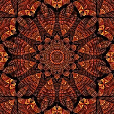 Digital Art - Fall Splendor by Doug Morgan