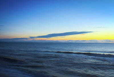 Photograph - Fall Sunrise On The Outer Banks by Joni Eskridge