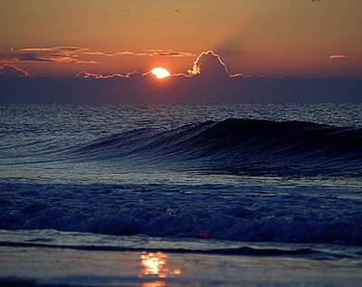 Photograph - Fall Sunrise V by Newwwman