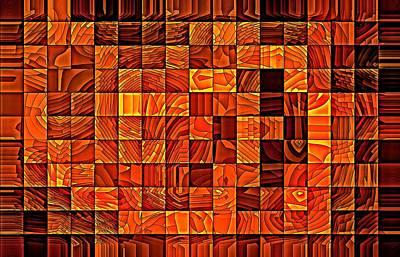 Digital Art - Fall Welcome by Doug Morgan
