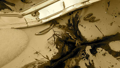 Fallen Impala Art Print by Alpha Pup