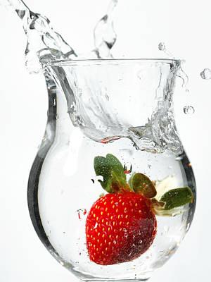 Fallen Strawberry Original