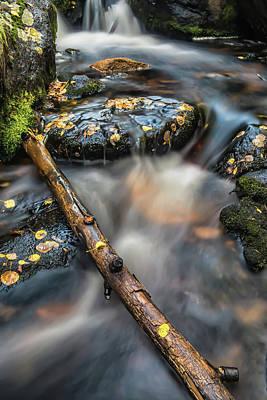 Photograph - Falling by Greg Wyatt