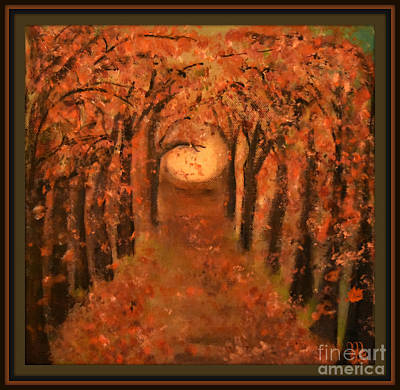 Photograph - Falling Leaves  by Mindy Bench
