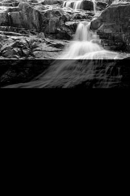 Photograph - Falling Water by Deb Buchanan