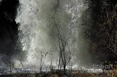 Photograph - Falling Waters by Vicki Pelham
