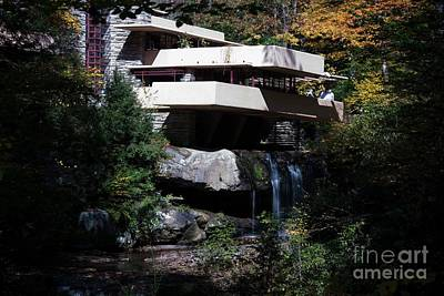 Photograph - Fallingwater  by David Bearden