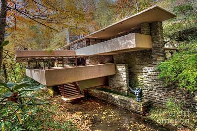 Photograph - Fallingwater Fall - 6 by David Bearden