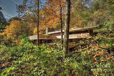 Photograph - Fallingwater Fall - 7 by David Bearden