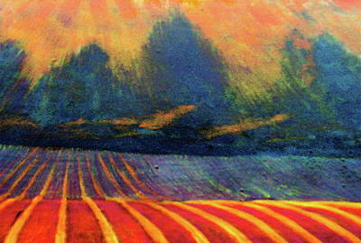 Painting - Fallow Field 2 by Jeanette Jarmon