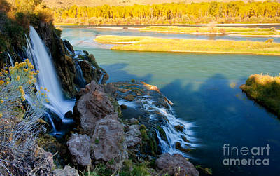 Photograph - Falls Creek Falls by Idaho Scenic Images Linda Lantzy