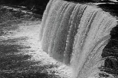 Photograph - Falls by Michiale Schneider