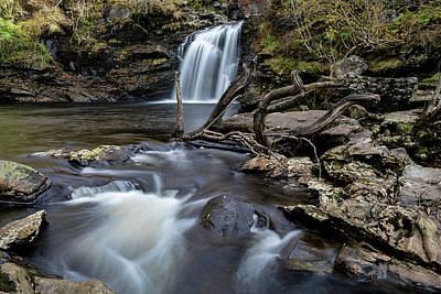 Photograph - Falls Of Falloch by Sam Smith Photography