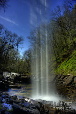 Photograph - Falls Of Hills Creek Scenic Area by Dan Friend