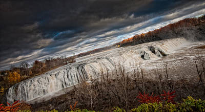Photograph - Falls Power by Neil Shapiro