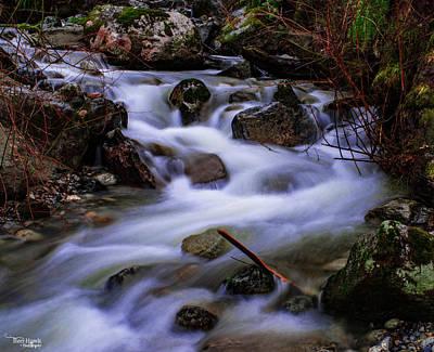 Rock Royalty - Falls by Ren Hawk