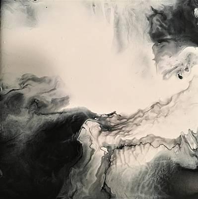 Painting - Falls by Soraya Silvestri