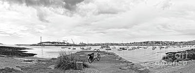 Photograph - Falmouth Panorama by Terri Waters