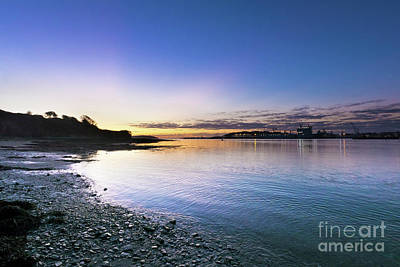 Photograph - Falmouth Sunrise by Terri Waters