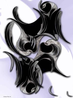 Digital Art - False Exclusion by Carmen Fine Art