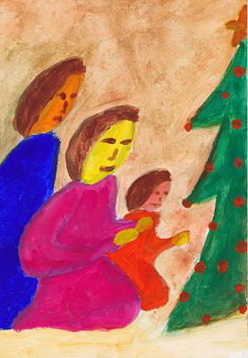 Family Praise Original by Matthew Doronila