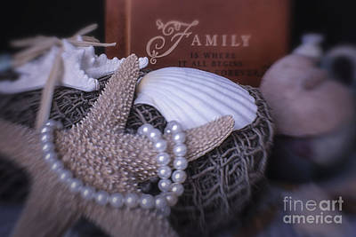 Photograph - Family Treasures by Mary Lou Chmura