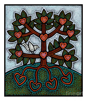 Painting - Family Tree - Jlfat by Julie Lonneman