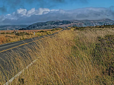 Photograph - Famous Highway 1 by Alana Thrower