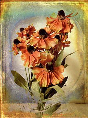 Fanciful Floral Art Print