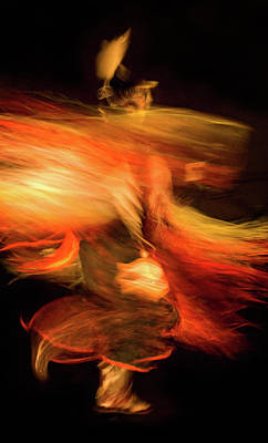 Fancy Dancer Art Print by Jeremiah Armstrong