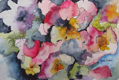 Painting - Fandango by Anne Duke