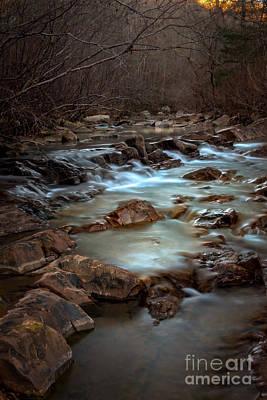 Photograph - Fane Creek by Larry McMahon