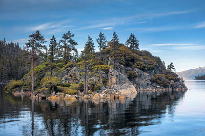 Photograph - Fannette Island by Laura Macky