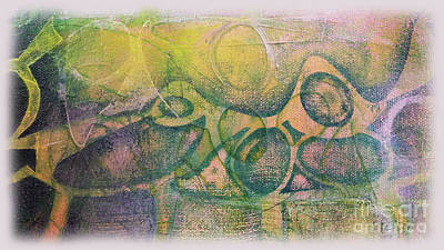 Painting - Fantasia by Cecilia Swatton