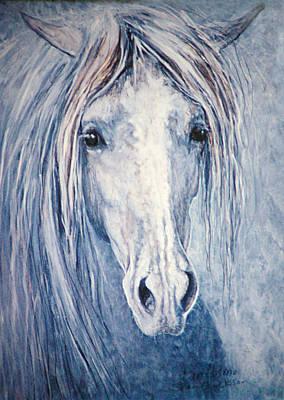 Painting - Fantasma by Shari Erickson