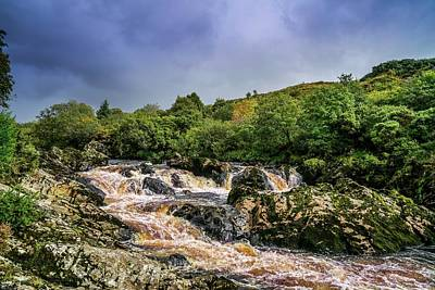 Autumn Photograph - Fantastic River by Ric Schafer