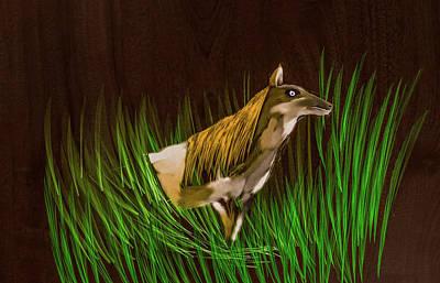 Digital Art - Fantasy Animal #h0 by Leif Sohlman