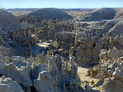 Photograph - Fantasy Canyon 46 by Jeff Brunton