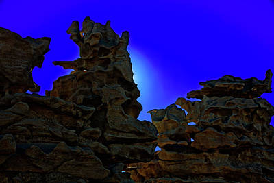 Photograph - Fantasy Canyon Uniqueness by Mike Flynn